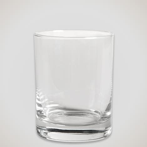 14 oz. Double Old Fashioned Glass - Clear
