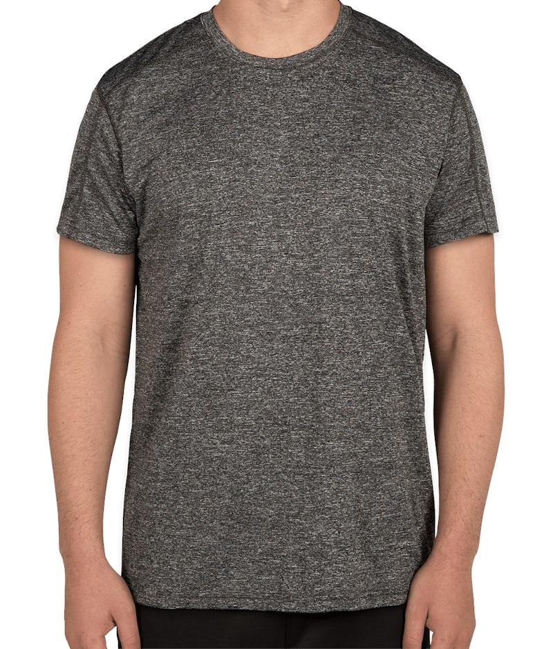 Design custom rawlings heather performance shirts online Custom performance t shirts