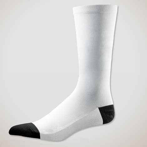 White Value Socks - White