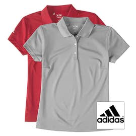 Adidas Ladies ClimaLite Performance Polo
