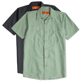 Red Kap® Industrial Work Shirt