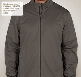 Port Authority Lightweight Active Soft Shell Jacket - Color: Grey Steel