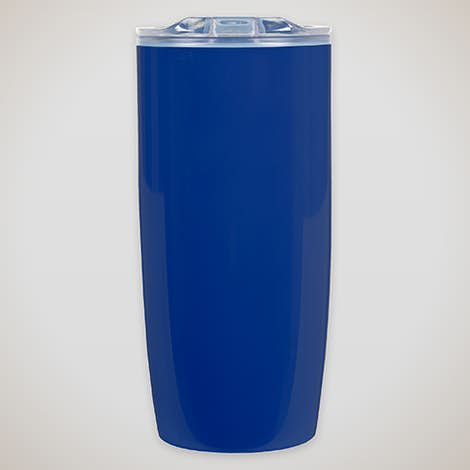 19 oz. Color Acrylic Tumbler - Blue