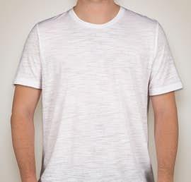 Canvas Slub T-shirt - Color: White Slub