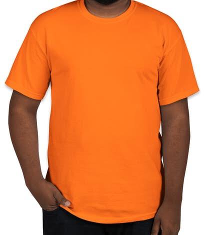 Gildan Ultra Cotton T-shirt - Safety Orange
