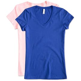Bella Juniors Jersey V-Neck T-shirt