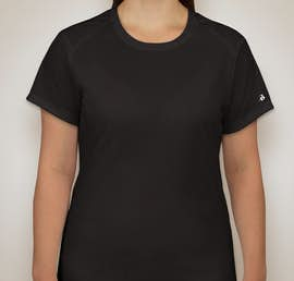 Badger B-Dry Ladies Performance Shirt - Color: Black
