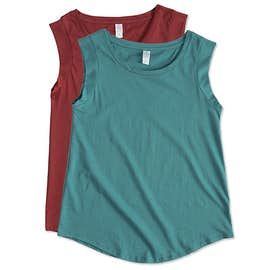 Alternative Apparel Ladies Cap Sleeve Muscle Tank