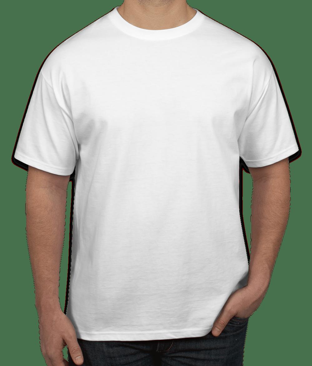 Design Custom Printed Champion Tagless T-Shirts Online at CustomInk