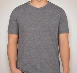 Alternative Apparel Eco Tri-Blend T-shirt - Color: Eco Navy