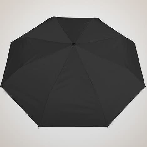 "Totes Auto Open Compact 43"" Umbrella - Black"