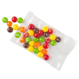 Skittles Promo Pack Candy Bag