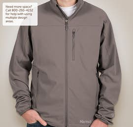 Marmot Lightweight Tempo Soft Shell Jacket - Color: New Cinder