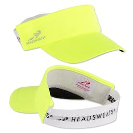 Team 365 Headsweats Performance Running Visor