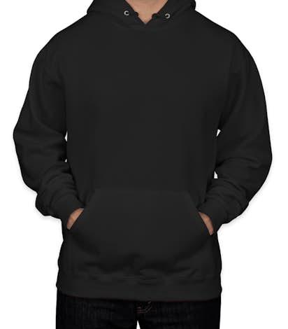 Canada - Jerzees Nublend® 50/50 Pullover Hoodie - Black