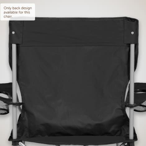 Game Day Event Chair - Black