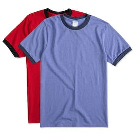 Port & Company Ringer T-shirt