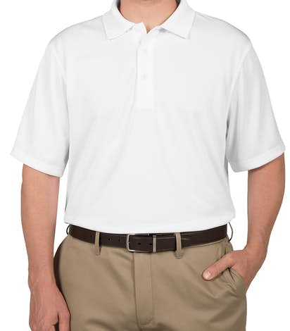 CornerStone Snag-Proof Polo - White