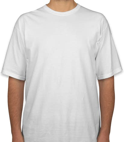 Canada - Gildan Ultra Cotton Tall T-shirt - White