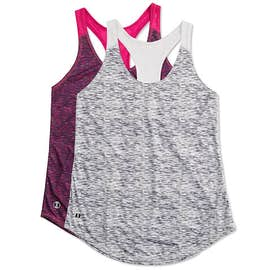 Holloway Ladies Space Dye Racerback Tank
