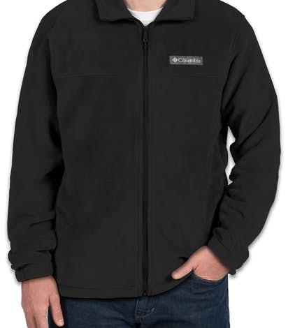 Columbia Steens Mountain Full Zip Fleece Jacket - Black