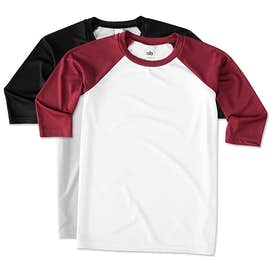 All Sport Youth Performance Baseball Raglan