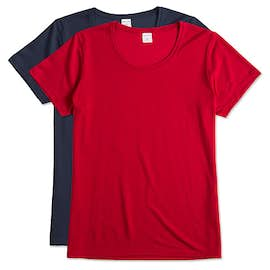 Sport-Tek Ladies Soft Jersey Performance Shirt