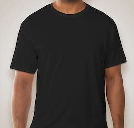 Jerzees 50/50 T-shirt - Color: Black