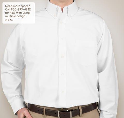 Custom ultra club short sleeve wrinkle free oxford dress for Custom car club shirts