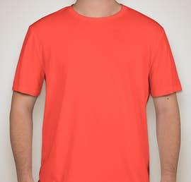 GAP Essential Crewneck Tee - Color: Hula Red