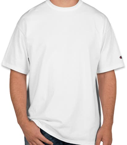 Champion Heavyweight Heritage T-shirt - White