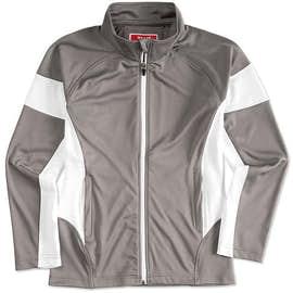 Team 365 Ladies Performance Warm-Up Jacket