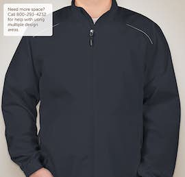 Core 365 Lightweight Full Zip Jacket - Color: Classic Navy