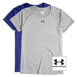 Under Armour Ladies Locker Performance Shirt