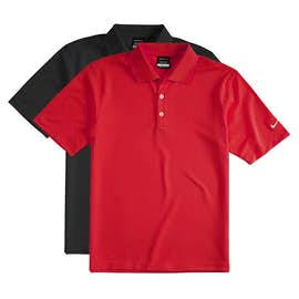 Nike Golf Dri-FIT Textured Performance Polo