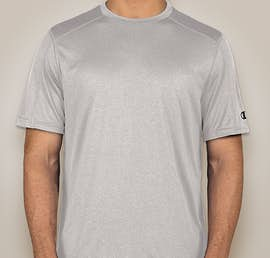Champion Vapor Heather Performance Shirt - Color: Oxford Grey