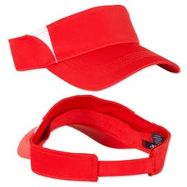 Sport-Tek Colorblock Performance Visor