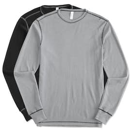 Canvas Long Sleeve Thermal