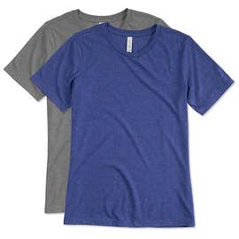 Bella Ladies Tri-Blend T-shirt
