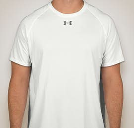 Under Armour Locker Performance Shirt - Color: White