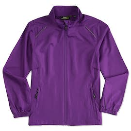 Core 365 Ladies Lightweight Full Zip Jacket