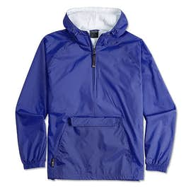 Charles River Classic Hooded Packable Anorak
