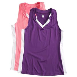 Teamwork Ladies Colorblock Racerback Lacrosse Jersey