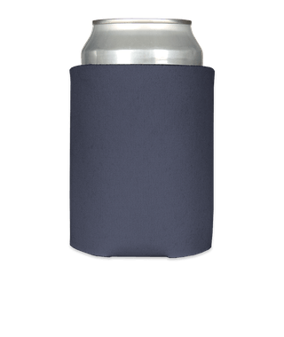 Full Color Photo Can Cooler - Navy