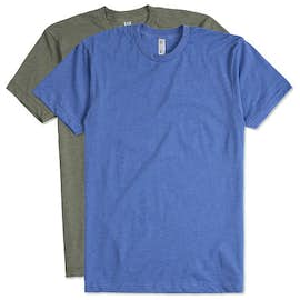 American Apparel USA-Made 50/50 T-shirt