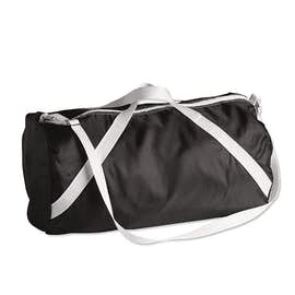 Nylon Roll Duffel Bag