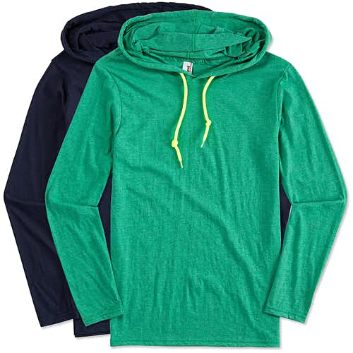 Long Sleeve & Hooded T-shirts