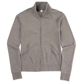Bella + Canvas Ladies Stretch Full Zip Jacket