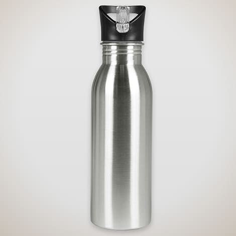 21 oz. Sprint Stainless Steel Water Bottle - Stainless