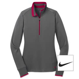Nike Golf Ladies Dri-FIT Half Zip Performance Pullover